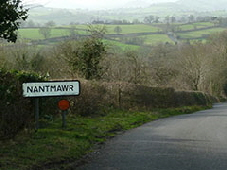 Nantmawr Sign